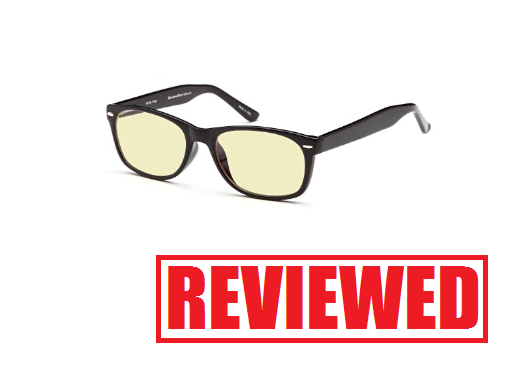 Gamma Ray 801 Classic Computer Reading GlassesReview