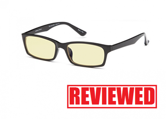 Gamma Ray 001 Professional Computer Glasses Review