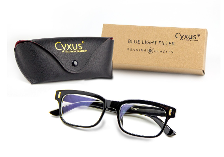 Cyxus Blue Light Filter Vintage Glasses Review