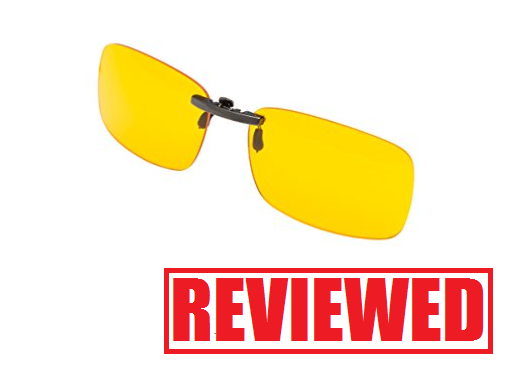 Spektrum Glasses S219 Clip-On Glasses Review