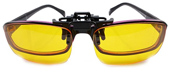 Duco Clip-On Computer Glasses 8010 for Myopia Review
