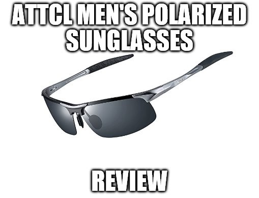 ATTCL Men's Polarized Sunglasses Review