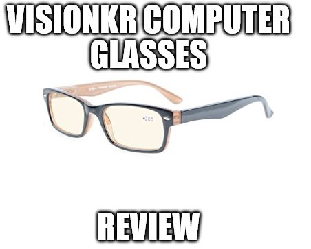 visionkr computer glasses review can it reduce eye strain