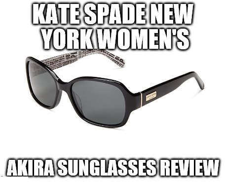 768cd74f92 Kate Spade New York Women s Akira Sunglasses Review  Read This ...