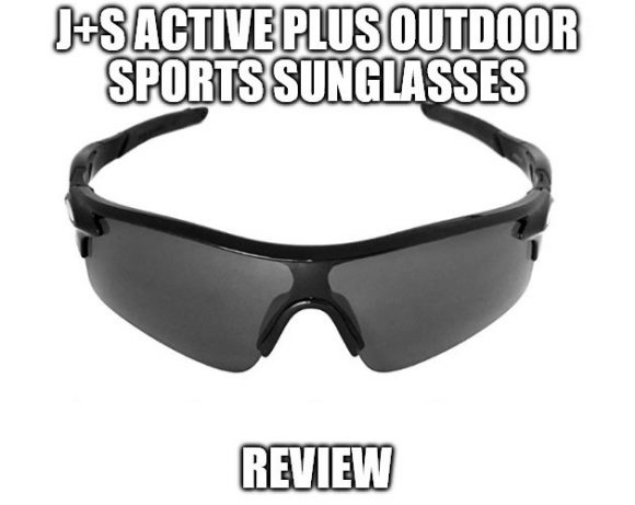J+S Active Plus Outdoor Sports Sunglasses Review