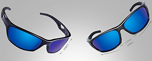 RIVBOS Rb831 Polarized Sports Sunglasses Review