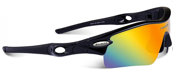 RIVBOS 805 Polarized Sports Sunglasses Review