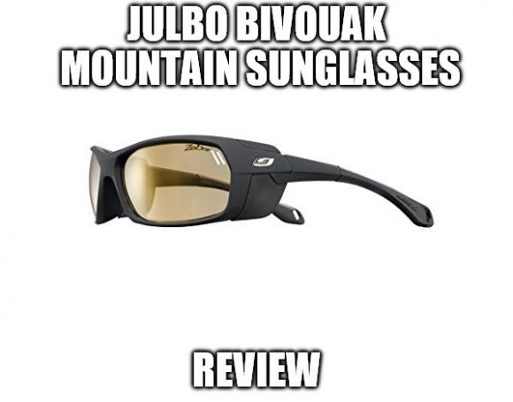 Julbo Bivouak Mountain Sunglasses Review