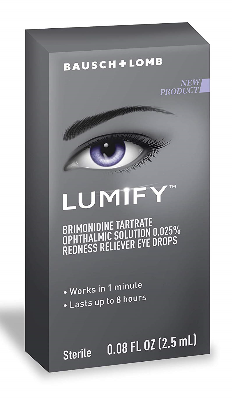 Bausch + Lomb Lumify Redness Reliever Eye Drops Review