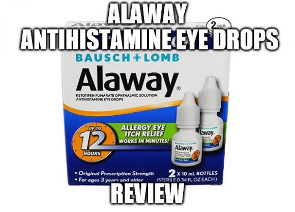 Alaway Antihistamine Eye Drops Review