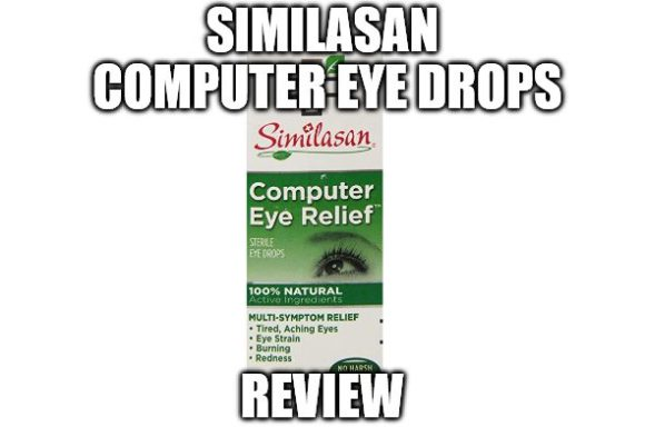 Similasan Computer Eye Drops Review