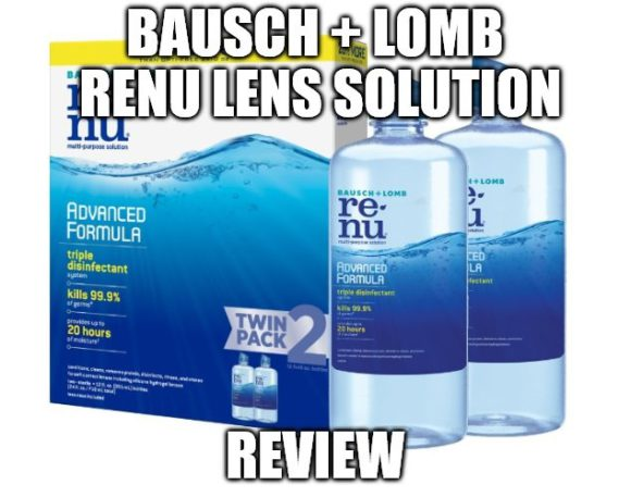 Bausch + Lomb ReNu Lens Solution Review