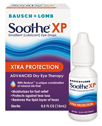 Bausch + Lomb XP Dry Eye Drops Review