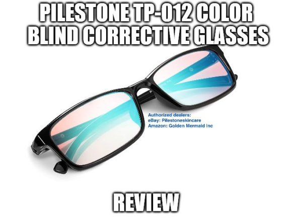 Pilestone TP-012 Color Blind Corrective Glasses Review