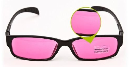 Pilestone GM-2 Color Blind Corrective Glasses Review