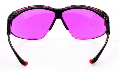 Oxy-Iso Blood Draw and Color Blindness Glasses Review