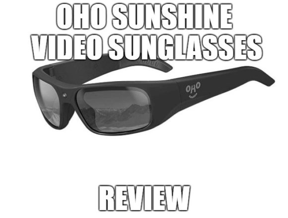 OhO Sunshine Video Sunglasses Review