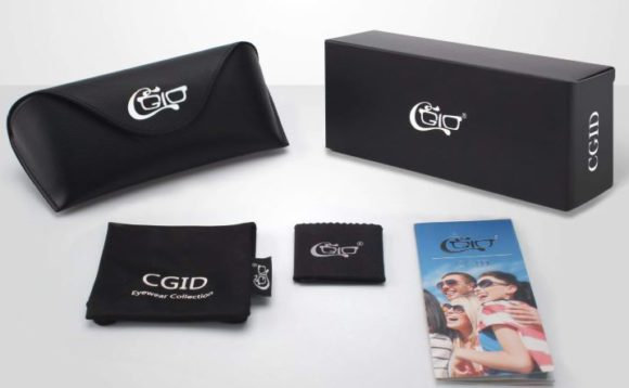 CGID CT12 Blue Light Blocking Glasses Review